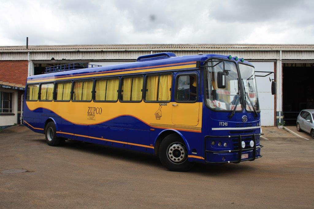 ZUPCO Bus