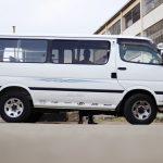 Tuverl Minibus in Bulawayo Zimbabwe