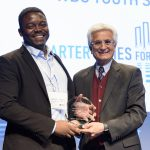Hope Ndhlovu wins World Bank Youth Summit Pitch Competition