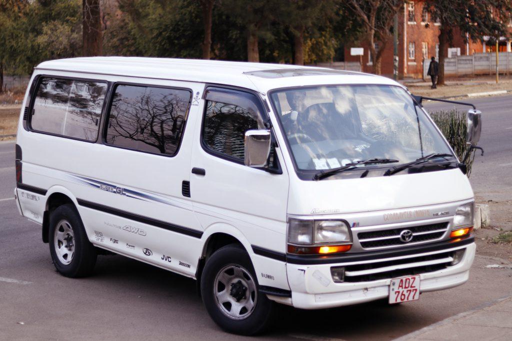 Minibus or Kombi
